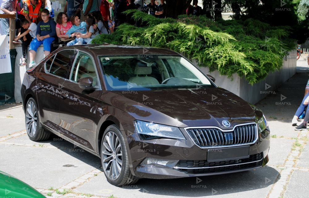 Диагностика ошибок сканером Škoda Superb в Махачкале